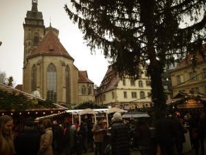 Stuttgart Christmas Market 2012