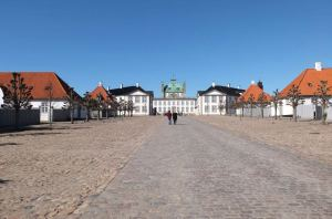 Fredensborg Palace: Home of Princess Mary