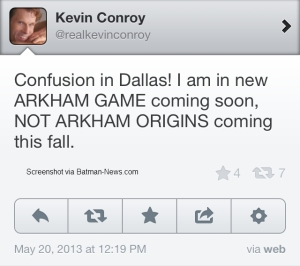 ConroyArkhamTweet