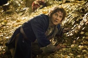 Bilbo-Baggins-discovers-Smaug
