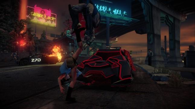 Lara... flexible