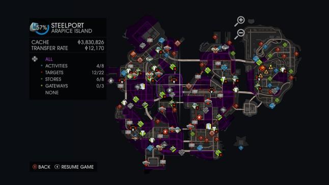 Same city, new objectives