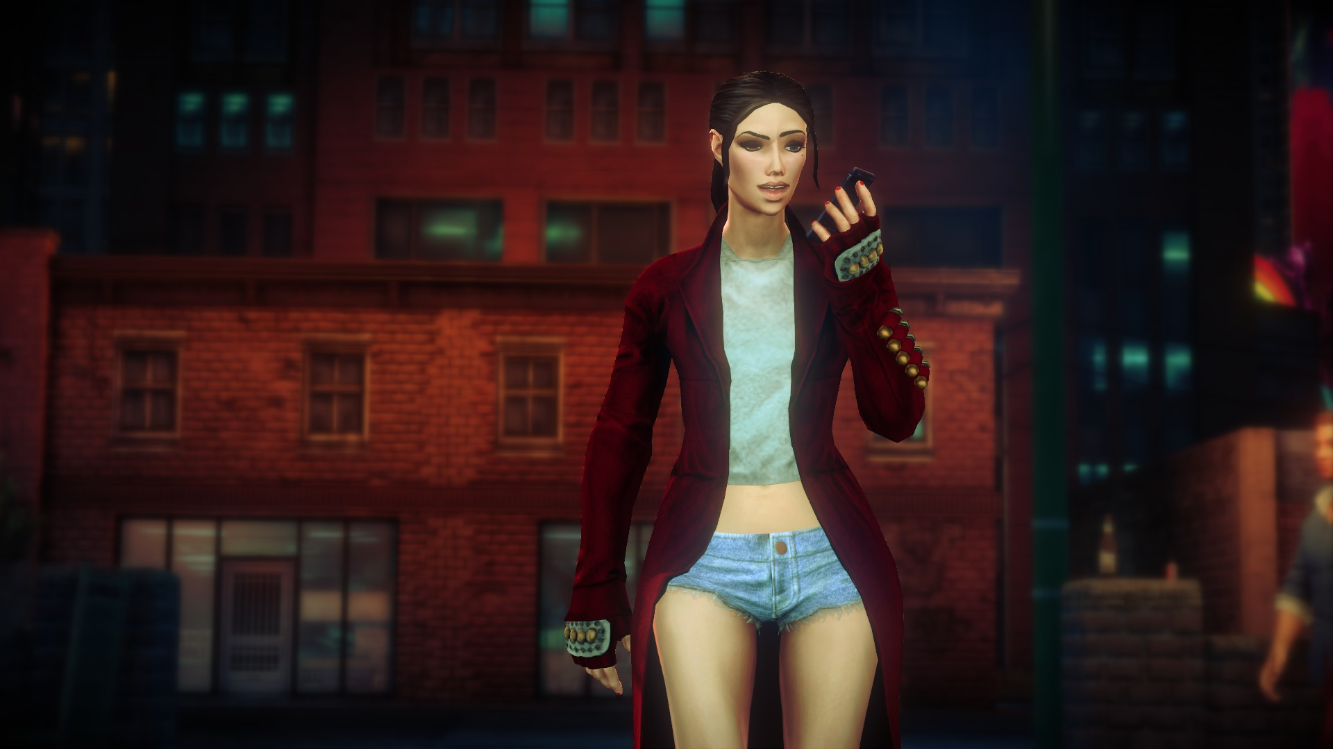 Saints row 4 nudity no pixelated mod hentia pic