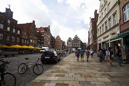 Lüneburg Town Center