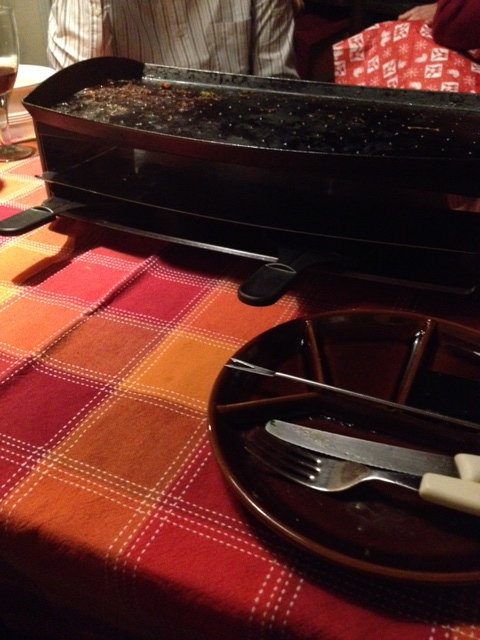 Raclette: the aftermath