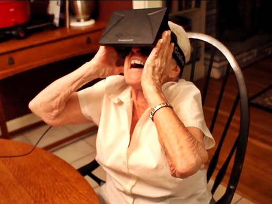 Now grandma can enjoy your games too! - http://hight3ch.com/