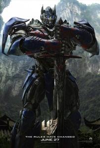 Transformers-4-Poster-Optimus-Prime
