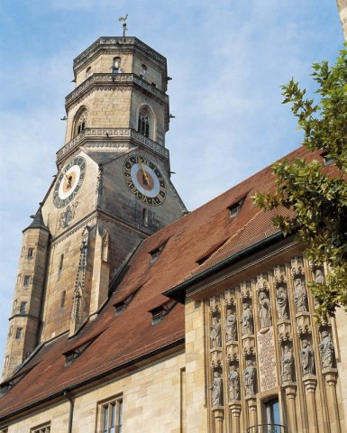 Stiftskirche West Tower