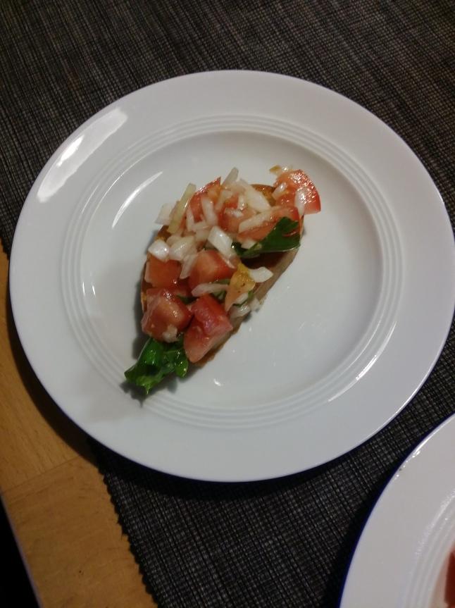 Bruschetta - simple, classic, delicious