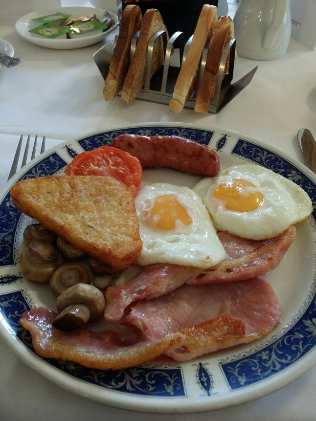 Full English Breakfast Buffet