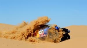Silk Way Rally 2010