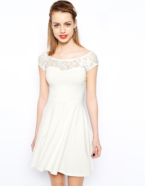 The 'wedding' dress