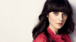 And the girl of the week is: Zooey Deschanel