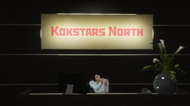 KOKSTARS NORTH1